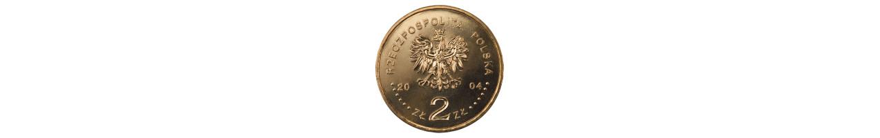 2 zł 100. rocznica utworzenia ASP 2004