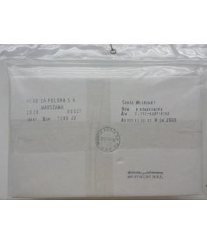 Pudełko bankowe 80 sztuk x 20 zł Sokół wędrowny 2008