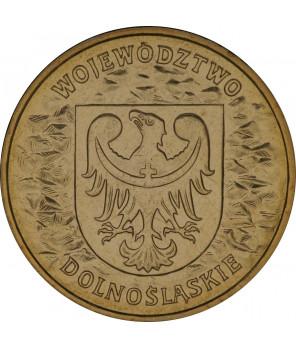 2 zł Wstąpienie Polski do Unii Europejskiej 2004