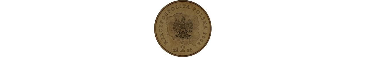 2 zł Województwo Dolnośląskie 2004