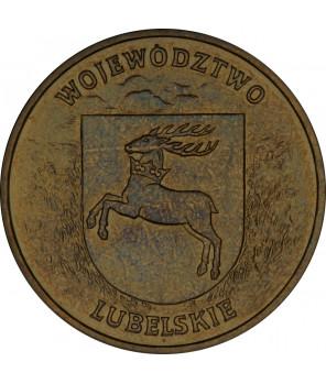2 zł Województwo Kujawsko-pomorskie 2004