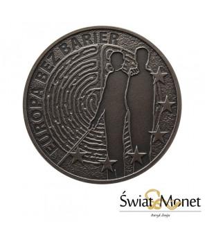 10 zł Europa bez barier 2011