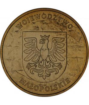 2 zł Województwo Łódzkie 2004