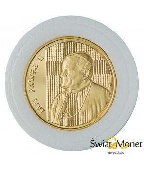 10 000 zł Jan Paweł II  Kratka mozaika 1989 st. lustrzany