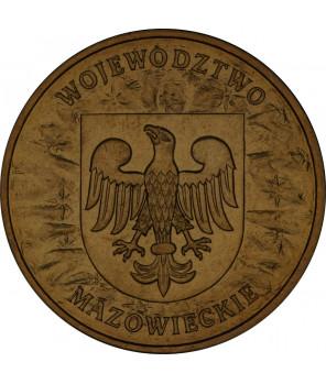 2 zł Województwo Małopolskie 2004