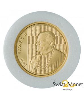 2000 zł Jan Paweł II  Kratka 1989