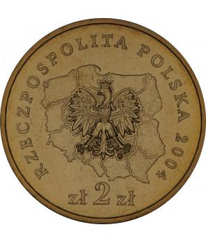 2 zł Województwo Mazowieckie 2004