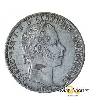 Austria 1 Floren 1859 Franciszek Józef