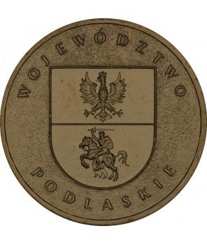 2 zł Województwo Podkarpackie 2004