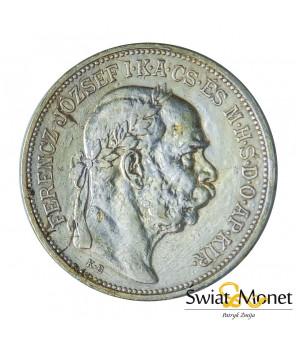 Węgry 2 korony 1912 Franciszek Józef