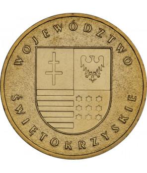 2 zł Województwo Śląskie 2004