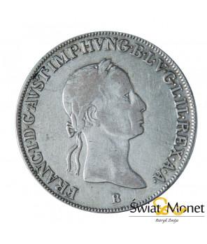 20 krajcarów 1834 Franciszek II Austro-Węgry
