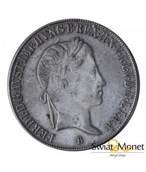 20 krajcarów 1844 Ferdynand V Austro-Węgry