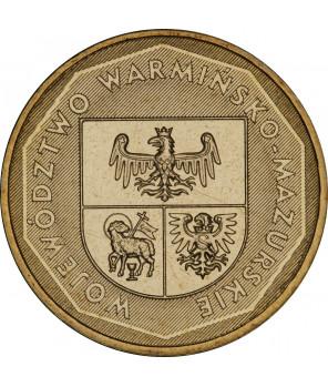 2 zł Województwo Świętokrzyskie 2005