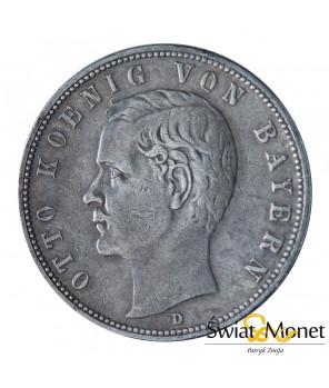 5 marek Otto Bayern 1902 D