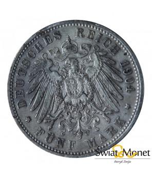 5 marek Otto Bayern 1904 D (2)