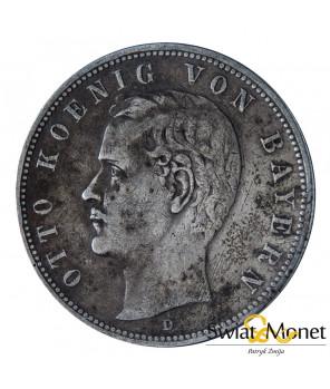 5 marek Otto Bayern 1903 D Niemcy (2)
