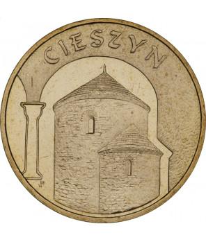 2 zł Województwo Zachodniopomorskie 2005