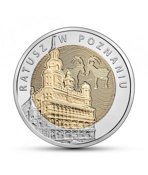5 zł Odkryj Polskę - Ratusz w Poznaniu 2015