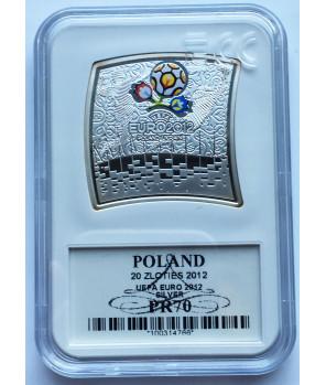 20 Euro 2012 GCN PR70