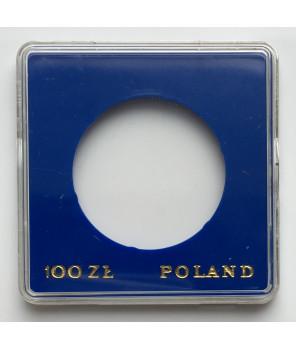 Pudełko na monety PRL 100 zł