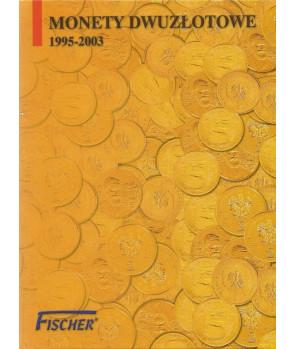 Album na monety 2 zł GN 1995-2003 Fischer