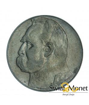 10 zł Józef Piłsudski Strzelecki 1934