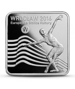 10 zł Wrocław - Europejska Stolica Kultury 2016