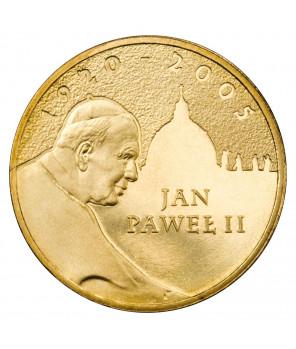 2 zł Dzieje złotego Żaglowiec 2005