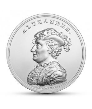50 zł Aleksander Jagiellończyk 2016