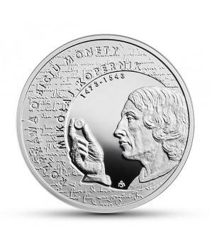 10 zł Mikołaj Kopernik - Wielcy polscy ekonomiści