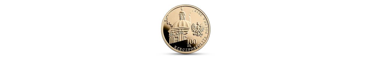 100 zł Zakład Ossolińskich 2017