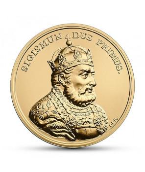 500 zł Zygmunt I Stary 2017