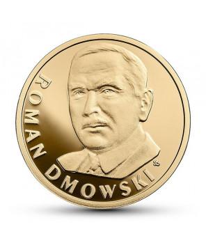 100 zł 2017 Roman Dmowski