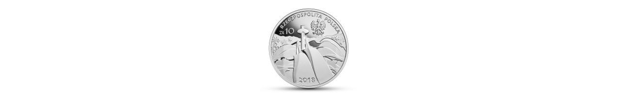 10 zł PyeongChang Polska Reprezentacja Olimpijska 2018