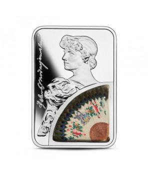 Moneta 20 zł Helena Modrzejewska