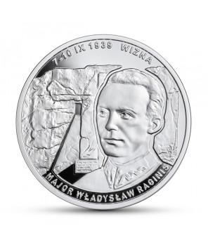 Moneta 20 zł Polskie Termopile – Wizna
