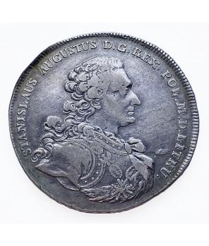 Polska talar 1766, Stanisław August Poniatowski