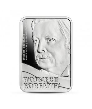 Moneta 10 zł Wojciech Korfanty