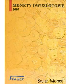 Album na monety 2 zł GN 2007 Fischer