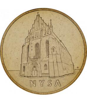 2 zł Nowy Sącz 2006