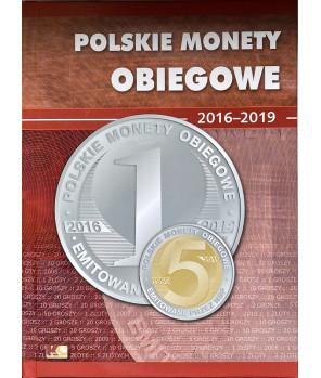 Album na Polskie Monety Obiegowe 2016 - 2019