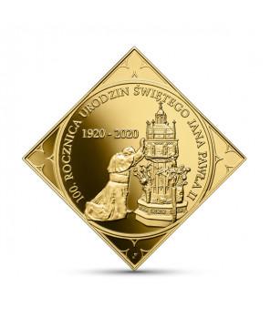 500 zł 100. rocznica urodzin Jana Pawła II