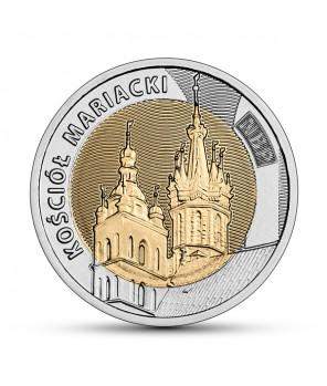 5 zł Kościół Mariacki