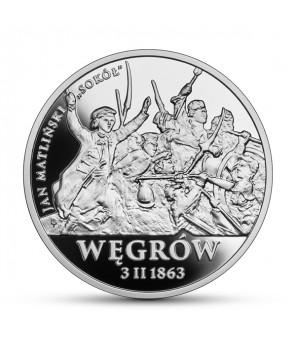 20 zł Polskie Termopile – Węgrów