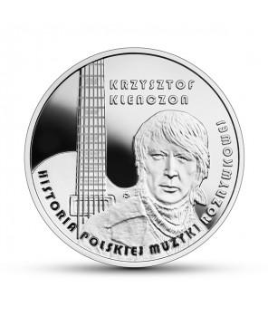 10 zł Krzysztof Klenczon