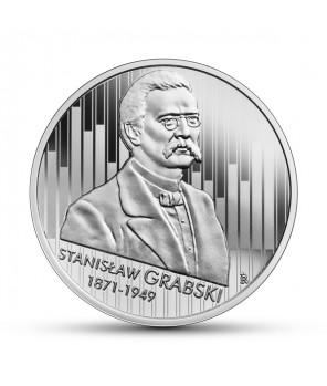 10 zł Stanisław Grabski - moneta kolekcjonerska