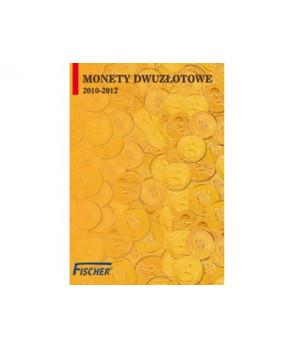 Album na monety 2 zł GN 2010-2012 Fischer
