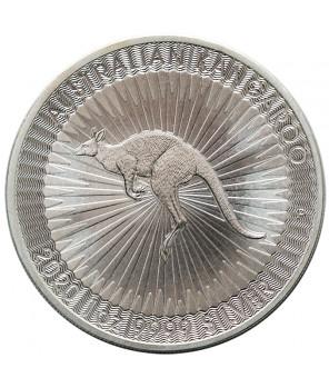 Srebrny Kangur Australijski 1 uncja srebra
