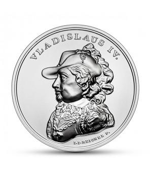 Moneta kolekcjonerska 50 zł SSA Władysław IV